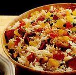 Разноцветный рис