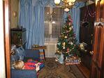 Ромкина комната в новогоднем убранстве!