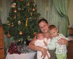 Я с детишками