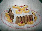 Тортик из робина