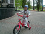 Велосипедист мой!