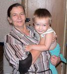 Левка и бабушка