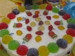 Желейный торт (рецепт подружки Вики)