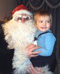 Дед мороз и Лева