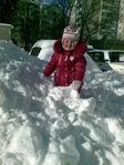 вот снега-то навалило!