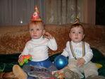 друзья с пелёнок(Влад и Ростик)