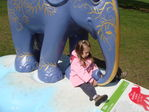 Парад слонов. Слон номер раз
