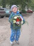 Цветы воспитателю