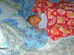 Спит...как младенец!
