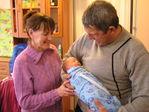 Любование внуком
