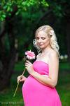 >Юля в ожидании второй дочки