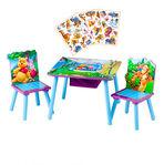 """Квадратный стол со стульями """"Винни"""""""