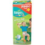 Трусики Pampers Active Boy Junior 12-18 кг (48шт)