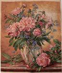 ваза с пионами