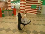 С подружкой))))