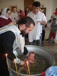 крещение Илюши