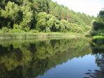 берег реки Ресса(наш поход)