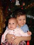 Братик и сестренка
