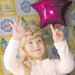 Есения участница конкурса Fashion Kids Day