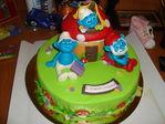 торт на 6 лет
