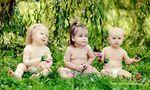 Малышня на пикнике