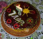 тортик 7 лет