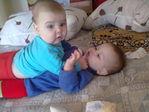 Елизавета и младший братик