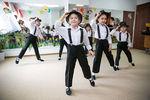 Наш танцевальный класс на выступлении