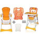 Стульчик для кормления ForKiddy Magic Toys 0+ Orange