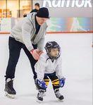 Индивидуальная тренировка школы хоккея RUSH