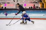 """Тренировка в формате """"папа-сын"""" школы хоккея RUSH"""