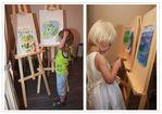Уроки рисования в Детском Центре «ЛОГОС»