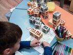 Реактивчик развивающие занятия Учимся читать