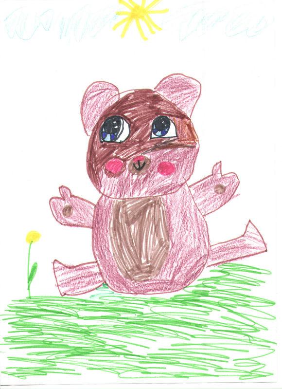 Медведь (5 лет)