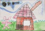 Умный поросенок Нуф-Нуф и его домик. 5 лет.