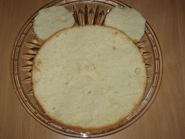 Рецепт торт детский своими руками